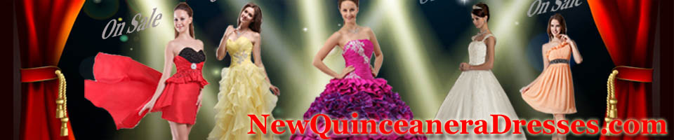 New Quinceanera Dresses - Professional tips for quinceanera party, 2013 quinceanera dress show and new quinceanera dress collections from NewQuinceaneraDresses.com