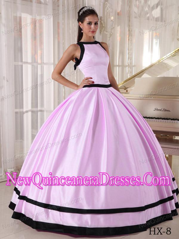 Beautiful Ball Gown Bateau Floor-length Quinceanera Dresses in ...