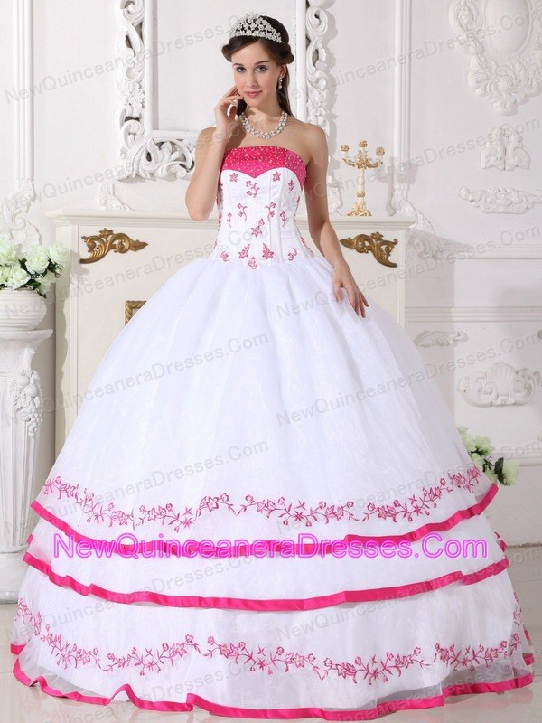 hot pink | new quinceanera dresses