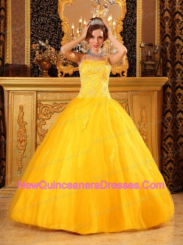 Yellow Quinceanera Dresses, Cheap Quinceanera Gowns in Yellow