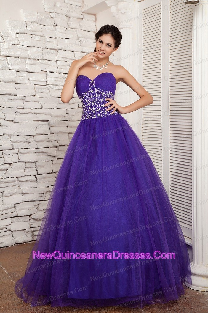 Purple Quinceanera Dresses, Cheap Quinceanera Gowns in Purple