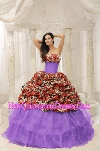 Elegant Ball Gown Quinceanera Dresses With Beaded Decorate