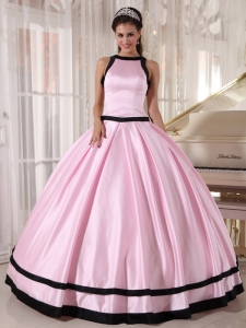 Black Satin Dress on Bateau Quinceanera Dresses  Bateau Neckline Sweet 15 Quince Gowns